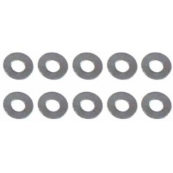 0001-1 2.5mm Washer - Pack of 10