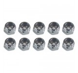 0021 4mm Lock Nut - Pack of 20