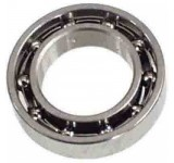0439 m6 x 10 x 2.5 Open Ball Bearing - Pack of 2
