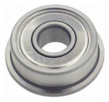 106-02 m3 x 7 x 3 Flanged Ball Bearing - Pack of 2