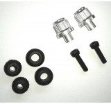127-100 Canopy Knob with Rubber Grommets - Set