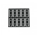 128-172 G-10 Servo Retainers - Pack of 1