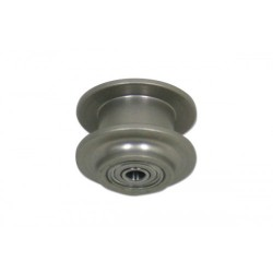 128-70 Aluminum Pulley - Pack of 1