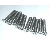 130-022 m2 x 8.50 Control Ball Bolt - Pack of 10