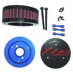 133-150 High Flow Air Cleaner X-cell - Set