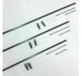 2700-105 Universal C/F Rod T/R Pushrod Sets