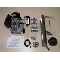 4500-32 Whiplash Gas Engine 300 / Air-Filter / Muffler Set