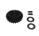 131-17-B Whiplash Shaft Side CNC machined Aluminum Bevel Gear - Set