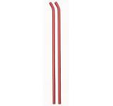 131-143 Red Whiplash Skids - Pack of 2