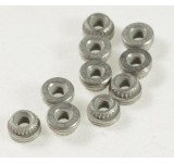 0012-1 2.5mm Pem Nut Insert - Pack of 10