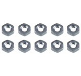 0015 2mm Hex Nut - Pack of 10