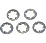 0016 2.5mm Star Lock Washer - Pack of 5