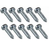 0027 2.2 x 9.5mm Phillips Tapping Screw - Pack of 10