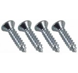 0034 2.9 x 13mm Phillips Flat Tap Screw - Pack of 5
