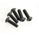 0064-1 3 x 10mm Button Head Socket Bolt - Pack of 5