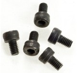 0078-3 4 x 6mm Socket Bolt - Pack of 5
