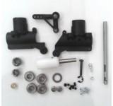 0421-5 XL 60 Closed T/R Plastic Gear Box - Set
