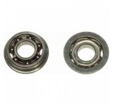 0508-1 m4 x 9 x 2.5 Flanged Ball Bearing - Pack of 2