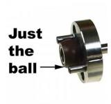 0546-3 Clutch Pivot Ball - Pack of 1