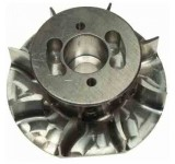 0579-5 CNC Aluminum Cooling Fan-Gas - Pack of 1