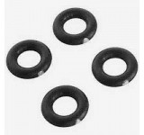 0844-2 O-Ring Dampers 70D - Pack of 4