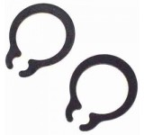 0848-2 m8 Retaining Clips - Pack of 2