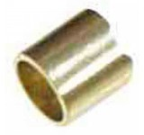 """0862-4 .250 x .192 x .550"""" Brass Tube - Pack of 1"""