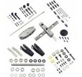123-01 Tempest FAI Style Complete Rotor Head- Set