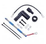 125-114 RF Shield and NGK Plug Cap Combo