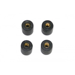 128-88 Rubber Tank Mounts - Pack of 4