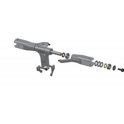 131-365 Flybarless (FBL) Rotor Head Package