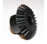 131-18-C Whiplash CNC machined POM Tail Bevel Gear TT Side - Pack of 1