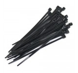 "3200-60 4"" Zip Ties - Black - Pack of 25"