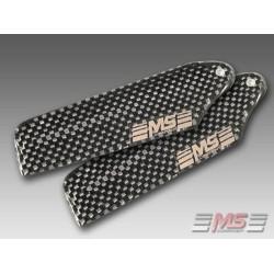 3700-106 MS Composit C/F 106 Tail Blades - Set
