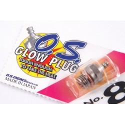 4600-52 O.S. Glow Plug no. 8 - Pack of 1