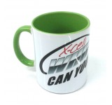 MA-Cup - Miniature Aircraft Coffee Cup - green