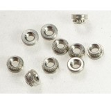 0012   2mm Pem Nut Insert - Pack of 10