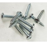 0032-1 2.9 x 13mm Phillips Tapping Screw - Pack of 10