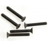 0062-8 3 x 20 Tapered Socket Bolt  - Pack of 5