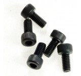 0078-4  4 x 8mm Socket Bolt - Pack of 10