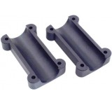 0186 Plastic Front Boom Clamp  - Pack of 2