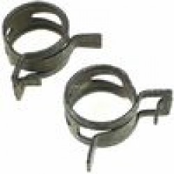 4029 Clamps for Gas Teflon Coupler - Pack of 2