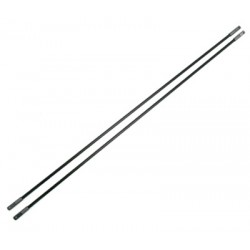 128-148 Dual Boom Support C/F Rod Assembly - Pack of 2